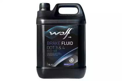 Тормозная жидкость на SEAT LEON WOLF 8311482.