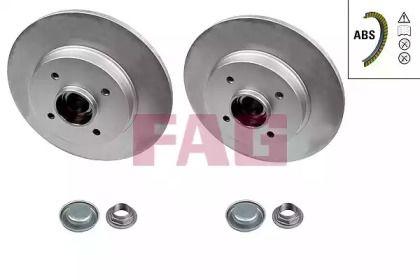Тормозной диск 'FAG 713 5406 20'.
