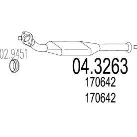MTS 04.3263