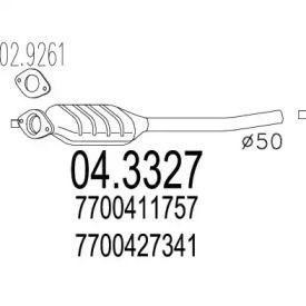 MTS 04.3327