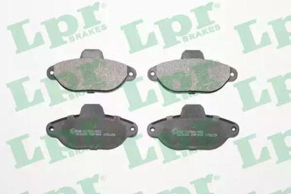 Тормозные колодки 'LPR 05P464'.