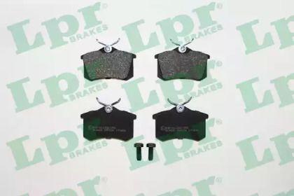 Тормозные колодки на SEAT TOLEDO LPR 05P634.