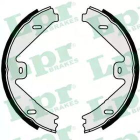Гальмівні колодки ручника на Mercedes-Benz GLK  LPR 09840.