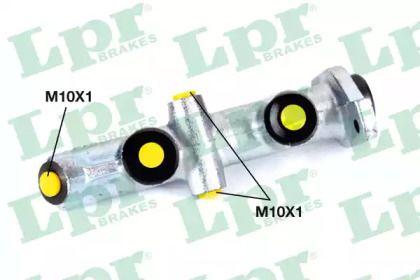 Головний гальмівний циліндр 'LPR 1124'.