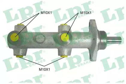 Головний гальмівний циліндр 'LPR 1801'.