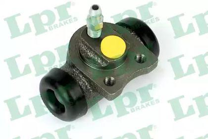 Задний тормозной цилиндр 'LPR 4248'.