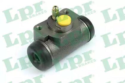 Задний тормозной цилиндр 'LPR 4359'.