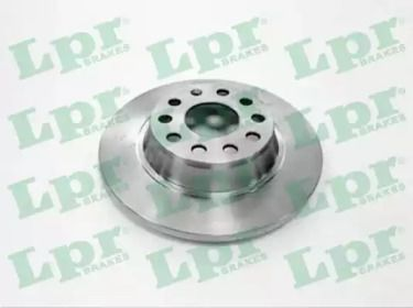 Тормозной диск на Сеат Альхамбра 'LPR A1005P'.