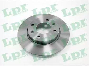 Тормозной диск 'LPR C1341P'.