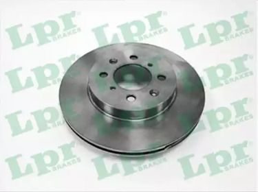Вентилируемый тормозной диск на Ровер Стритвайз 'LPR H1271V'.