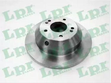 Тормозной диск на Киа Соренто 'LPR K2023P'.