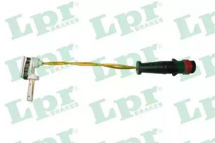 Датчик зносу гальмівних колодок LPR KS0062.