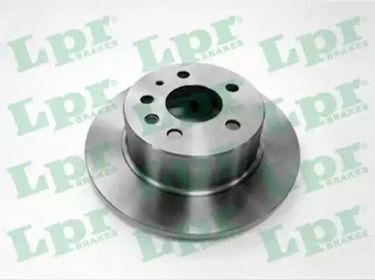 Тормозной диск на Мерседес СЛ LPR M2031P.