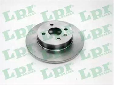 Тормозной диск LPR O1004P.