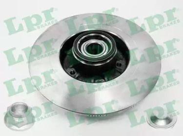 Гальмівний диск 'LPR R1004PCA'.