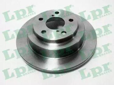 Тормозной диск на SUBARU IMPREZA 'LPR S4101P'.