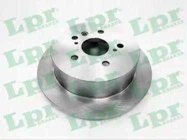 Тормозной диск на Лексус РХ 'LPR T2018P'.