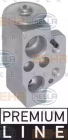 Расширительный клапан кондиционера на SEAT LEON 'HELLA 8UW 351 239-661'.