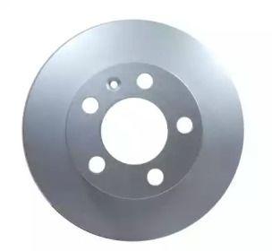 Тормозной диск 'HELLA 8DD 355 105-411'.