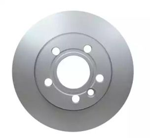 Тормозной диск на Фольксваген Комби 'HELLA 8DD 355 105-611'.