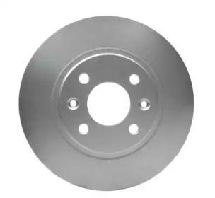 Вентилируемый тормозной диск на Ниссан Нп200 'HELLA 8DD 355 107-121'.