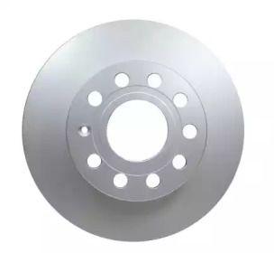 Тормозной диск 'HELLA 8DD 355 109-641'.