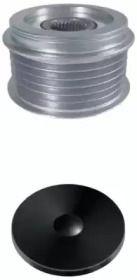 Муфта генератора на PORSCHE CAYENNE 'HELLA 9XU 358 038-971'.
