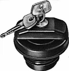 Кришка бензобаку з ключем на MAZDA MX-5 'HELLA 8XY 006 481-001'.