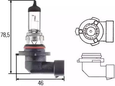 Лампа фари на MAZDA CX-9 HELLA 8GH 005 636-121.