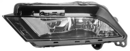 Правая противотуманная фара на SEAT LEON 'HELLA 1NE 011 077-021'.