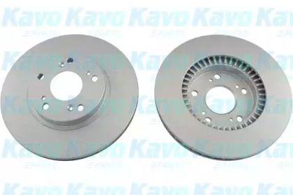 Вентилируемый тормозной диск на Хонда ФРВ 'KAVO PARTS BR-2250-C'.