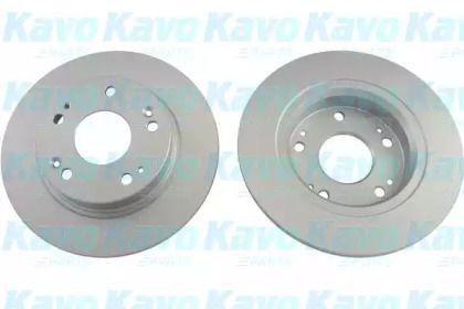 Тормозной диск на HONDA CIVIC 'KAVO PARTS BR-2267-C'.