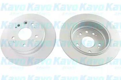 Тормозной диск на HONDA CR-V 'KAVO PARTS BR-2268-C'.