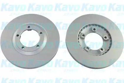 Вентилируемый тормозной диск на Хендай Н100 'KAVO PARTS BR-3209-C'.