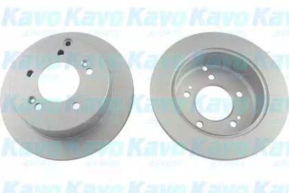 Тормозной диск на Киа Маджентис 'KAVO PARTS BR-3214-C'.