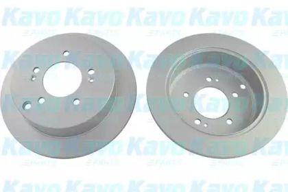 Тормозной диск на Хендай Ай икс 35 'KAVO PARTS BR-3219-C'.