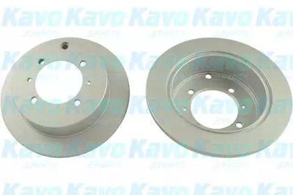 Тормозной диск на Митсубиси Спейс Вагон 'KAVO PARTS BR-3230-C'.