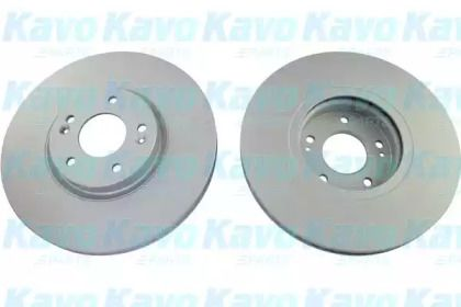 Вентилируемый тормозной диск на Хендай Гранд Санта Фе 'KAVO PARTS BR-3239-C'.