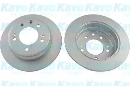 Тормозной диск на HYUNDAI I30 'KAVO PARTS BR-3247-C'.