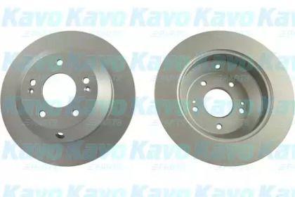Тормозной диск на KIA SORENTO 'KAVO PARTS BR-3260-C'.