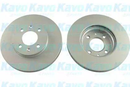 Вентилируемый тормозной диск на Киа Рио 'KAVO PARTS BR-3273-C'.