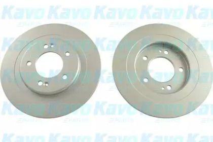 Тормозной диск на Киа Сид 'KAVO PARTS BR-3276-C'.