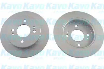 Тормозной диск на KIA PICANTO KAVO PARTS BR-4225-C.