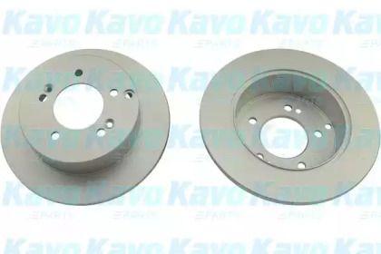 Тормозной диск на Киа Каренс 'KAVO PARTS BR-4235-C'.