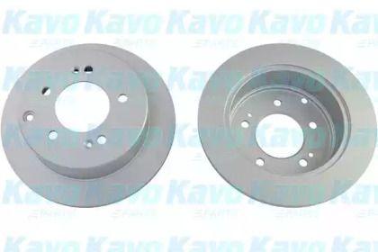 Тормозной диск на Киа Церато Куп 'KAVO PARTS BR-4236-C'.