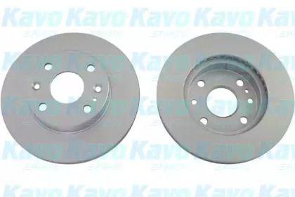 Вентилируемый тормозной диск на Мазда 323 'KAVO PARTS BR-4713-C'.