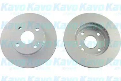 Вентилируемый тормозной диск на MAZDA 323 'KAVO PARTS BR-4729-C'.
