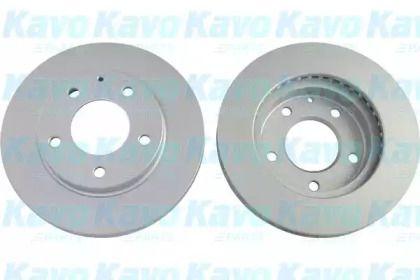 Вентилируемый тормозной диск на MAZDA TRIBUTE 'KAVO PARTS BR-4731-C'.
