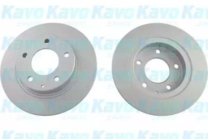 Тормозной диск на MAZDA PREMACY 'KAVO PARTS BR-4732-C'.