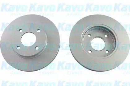 Вентилируемый тормозной диск на Мазда 2 'KAVO PARTS BR-4747-C'.